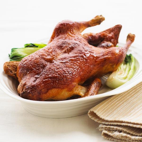 Easy crispy peking duck recipe